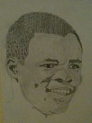 dessin personnages dessin fusain taiwo 20 : Dessin Taye Taiwo