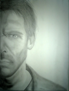 dessin personnages house docteur hugh laurie : Dr.House