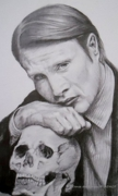 dessin personnages mads mikkelsen in th : Mads Mikkelsen In The Series Hannibal.