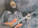 "Drawing - ""Chuck Berry"""
