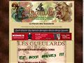 Fabrication d'un costume - Le forum des Gueulards