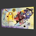 WASSILY KANDINSKY CANVAS WALL ART PICTURES PRINTS 30 x 20 Inch FREE UK P&P
