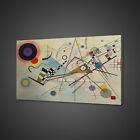 WASSILY KANDINSKY COMPOSITION 8 CANVAS PRINT PICTURE WALL HANGING ART HOME DECOR