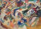 Wassily Kandinsky Composition 7 Fine Art Poster Print Abstract Picture A4