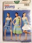 *BURDA YOUNG* PATRON DE COUTURE. JUPE FILLE/FEMME.T 32 A 44. SIZES 6 A 18. NEUF