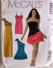 *McCALL'S* PATRON DE COUTURE. 4 MODELES ROBES FEMME. SIZE 6/8/10/12 . NEUF