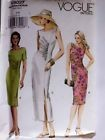VOGUE PATTERNS. PATRON DE COUTURE. ROBE FEMME. SIZE US 18-20-22.