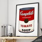 POP ART - Andy Warhol Campbell's Soup - Stampa Fine Art Poster Fino a 70x100 cm