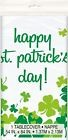 Green St Patrick's Day Party Tableware Decorations Banner Plates Napkins