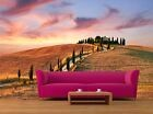 Toscane Paysage 3D Photo Murale Décoration Papier Peint Grand Affiche