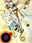 KANDINSKY COMPOSITION VIII ART PRINT POSTER PICTURE HP383