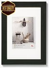 Walther design HO520B Home wooden picture frame, 6 x 8 inch (15 x 20 cm), black