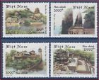 VIETNAM N°1847/1850** Paysages Chinois 1999 Vietnam 2916-19 Chinese Landscape NH