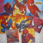 "Lot de 50 serviettes papier "" SPIDERMAN "" pour collage découpage serviettage_308"