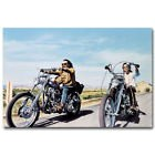 75125 Easy Rider 1969 Classic Movie Art Wall Print Poster Affiche