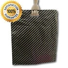EPOSGEAR® Black and Gold Striped Gift Shop Boutique Strong Patch Handle...