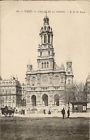 CARTE POSTALE PARIS L'EGLISE DE LA TRINITE