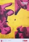 Louise Lawler Original Exhibition Affiche Motif Andy Warhol Vaches