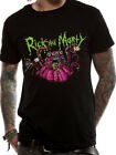 3146 Monster Vase T-Shirt Meule et Morty Géant Portail Anatomie Park Armothy Adv