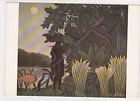 CP Postcard ART TABLEAU HENRI ROUSSEAU LE DOUANIER La Charmeuse de serpents