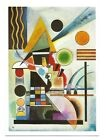 WASSILY KANDINSKY Swinging 1925 - Art Postcard Unused 850K