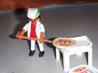playmobil pizzaiolo et sa fabrication