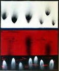 horizon meteorites TABLEAU pop street ART abstrait paint canvas signed hayvon