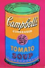 Andy Warhol Campbells Soupe Peut Art Print Poster 53 X 34