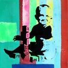 baby banksy PyB signed french TABLEAU pop street ART peinture canvas painting