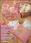 CROCHET D'ART TRICOT SELECTION N°71 1983 NAPPERON CADEAUX TABLIER NAPPES FILET