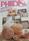 CATALOGUE PHILDAR N° 9 CROCHET DECORATION ET LOISIRS NAPPERONS NAPPE FILET
