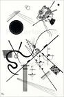 Poster / Toile / Tableau verre acrylique Untitled (dessin 4) - Wassily Kandinsky