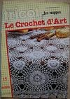 § catalogue ancien LE CROCHET D'ART n° 116 HS - 1983 - nappes