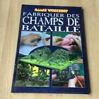 livre WARHAMMER : Fabriquer son champ de bataille - Games Workshop
