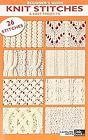 Beginners Guide to Knit Stitch: & Easy Projects, 26 Stitches, Leisure Arts, Inc.