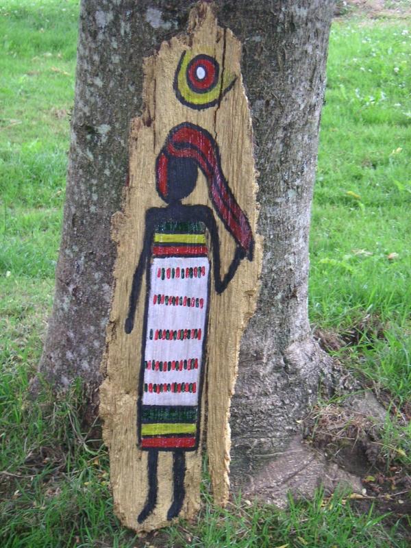 DéCO, DESIGN - Ecorce de bois
