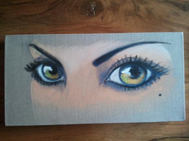 Tableau Peinture Yeux,Jusqu À 73% Moins Cher,