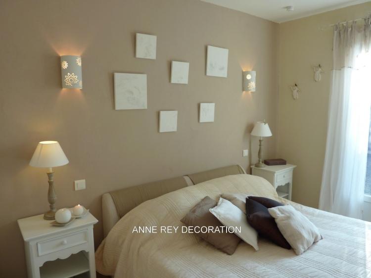 Déco, Design décoration intérieur étude conseil - Chambre romantique