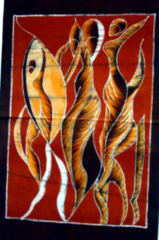 ARTISANAT D'ART AFRIQUE - LA CONVOITISE