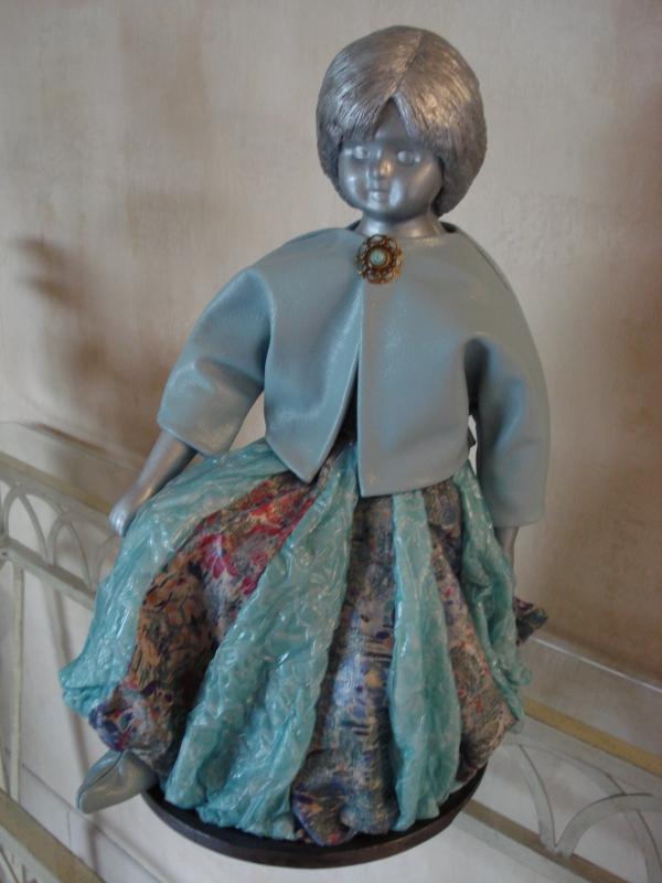 DéCO, DESIGN décoration design collection statue - AGAPANTHE