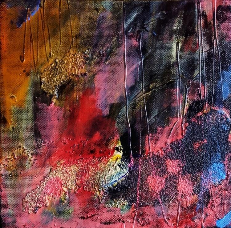 TABLEAU PEINTURE art abstrait - Art Abstrait