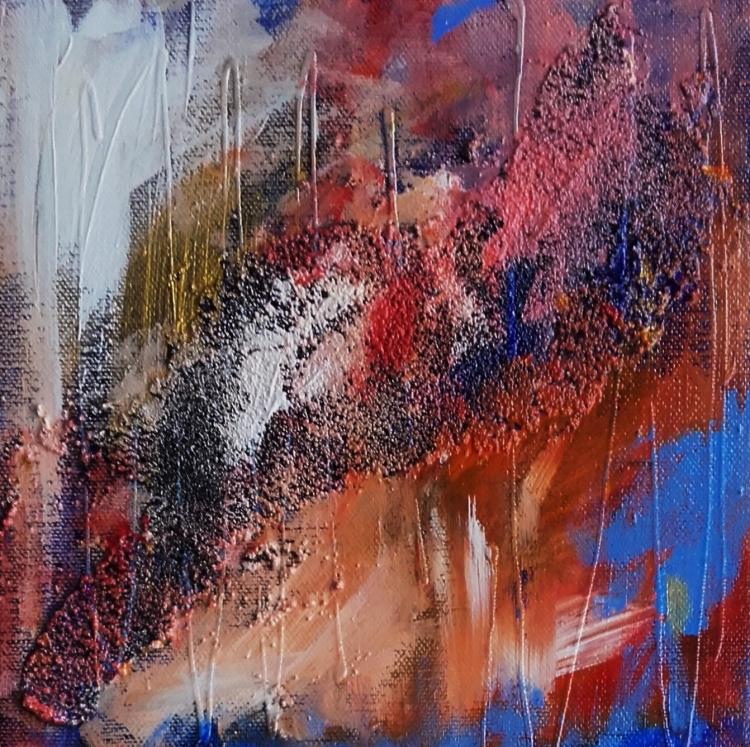 TABLEAU PEINTURE abstrait - Art Abstrait