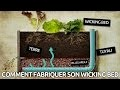 Comment fabriquer un wicking bed en 5 minutes? (culture urbaine & potager balcon)