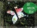 tuto papillon récup activité manuelle