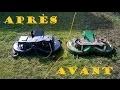 •Restauration du plateau de coupe du John Deere !