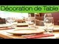 Comment dresser une table ?