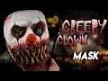 CREEPY CLOWN MASK - Halloween DIY