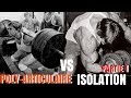 Mouvement POLY- ARTICULAIRES  Vs ISOLATIONS        Partie 1