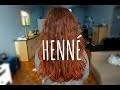 HENNÉ : se colorer les cheveux naturellement | Harmony Lu