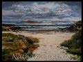 soft pastel landscape demonstration, paysage au pastel, par Nathalie JAGUIN artiste pastelliste